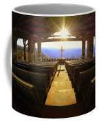 Sunburst At Pretty Place  Coffee Mug