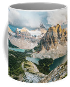 Sunburst Peak Coffee Mug