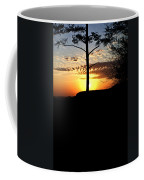 Sunburst Sunset Coffee Mug