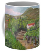 Sunday Morning At Ocone Vini Montesarchio Italy Coffee Mug