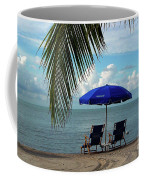 Sunday Morning At The Beach In Key West Coffee Mug