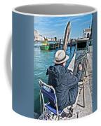 Sunday Painter Coffee Mug