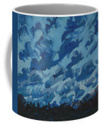 Sunday Sunrise Cumulus Floccus Coffee Mug