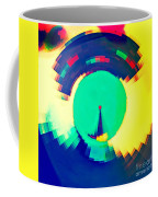 Sundial Of Emotions Coffee Mug