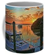 Sundown By H H Photography Of Florida Coffee Mug
