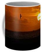 Sundown Flight Coffee Mug