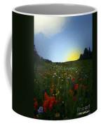 Sundown Wildflower Meadow Coffee Mug