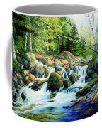 Sunfish Creek Coffee Mug