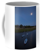 Sunfishes In Moonlight Coffee Mug