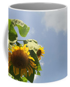 Sunflower 3 Coffee Mug