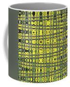 Sunflower #6595ew, Abstract, Coffee Mug