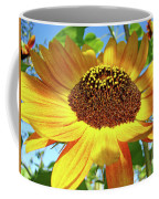 Sunflower Art Prints Sun Flowers Gilcee Prints Baslee Troutman Coffee Mug