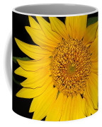 Sunflower At Dusk Coffee Mug