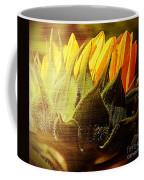Sunflower Crown Coffee Mug