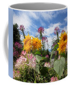 Sunflower Day Coffee Mug