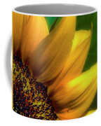 Sunflower Detail Coffee Mug