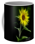 Sunflower Display Coffee Mug