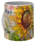 Sunflower Dream Coffee Mug