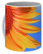 Sunflower Elegance Coffee Mug