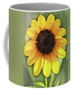 Sunflower Expressed Coffee Mug