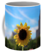 Sunflower In Providence Coffee Mug