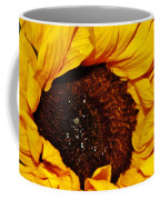 Sunflower In The Sun Coffee Mug