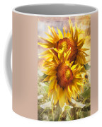 Sunflower Light Coffee Mug