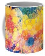 Sunflower Mosaic Coffee Mug