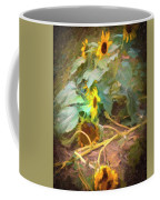 sunflower No. 9 Coffee Mug