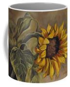 Sunflower Nod Coffee Mug