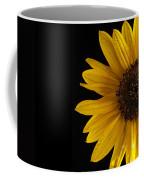 Sunflower Number 3 Coffee Mug