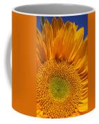 Sunflower Petals Coffee Mug