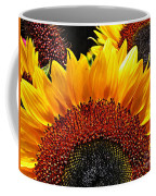 Sunflower Rise Coffee Mug
