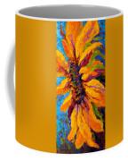 Sunflower Solo II Coffee Mug