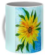 Sunflower Sunshine Of Your Love Coffee Mug