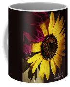 Sunflower With Dahlia Coffee Mug