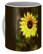 Sunflowers-4986-fractal Coffee Mug