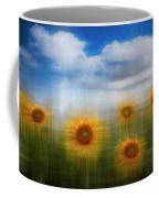 Sunflowers Dreamscape Coffee Mug