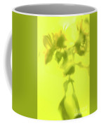 Sunflowers In The Sun. Coffee Mug
