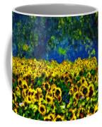 Sunflowers No2 Coffee Mug