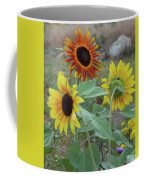 Sunflowers Of August Coffee Mug