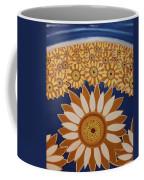 Sunflowers Rich In Blooming Coffee Mug