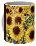 Sunflowers Summer Van Gogh Coffee Mug