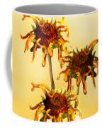 Sunflowers Coffee Mug by Teresa Epps
