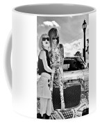 Sunglass Gazers Coffee Mug
