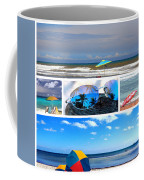 Sunglasses Needed In Paradise Coffee Mug