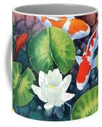 Sunken Garden Coffee Mug