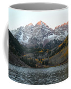 First Light Coffee Mug by Eric Glaser