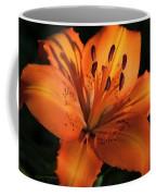Sunkissed Lily Coffee Mug