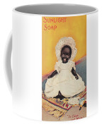 Sunlight Soap So Clean And White Coffee Mug